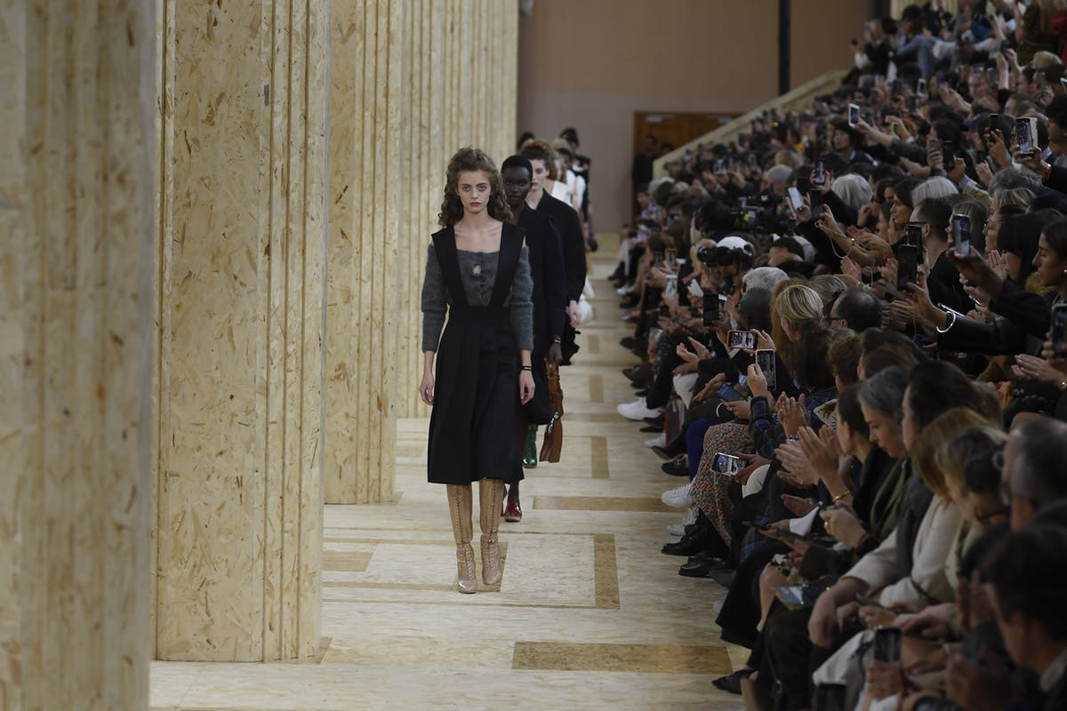 miu miu - La magia della Paris Fashion Week - seconda parte