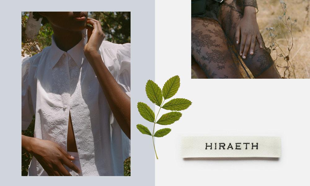 hiraeth - L'estetica della moda eco