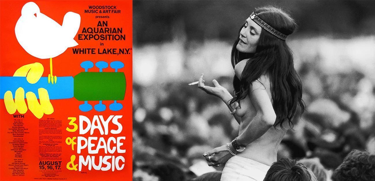 wood1 - Woodstock Festival... 50 anni dopo