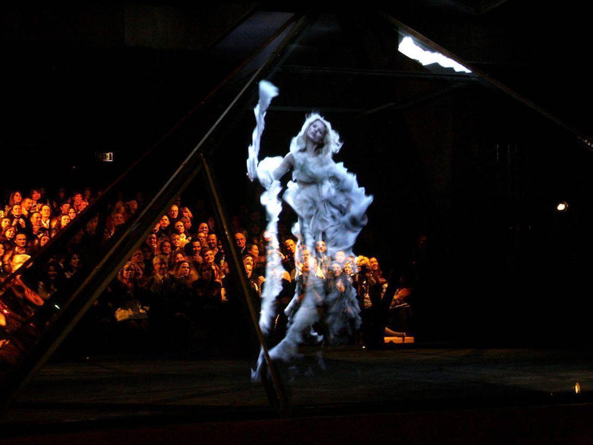 kate moss - Alexander McQueen: lo storyteller della moda