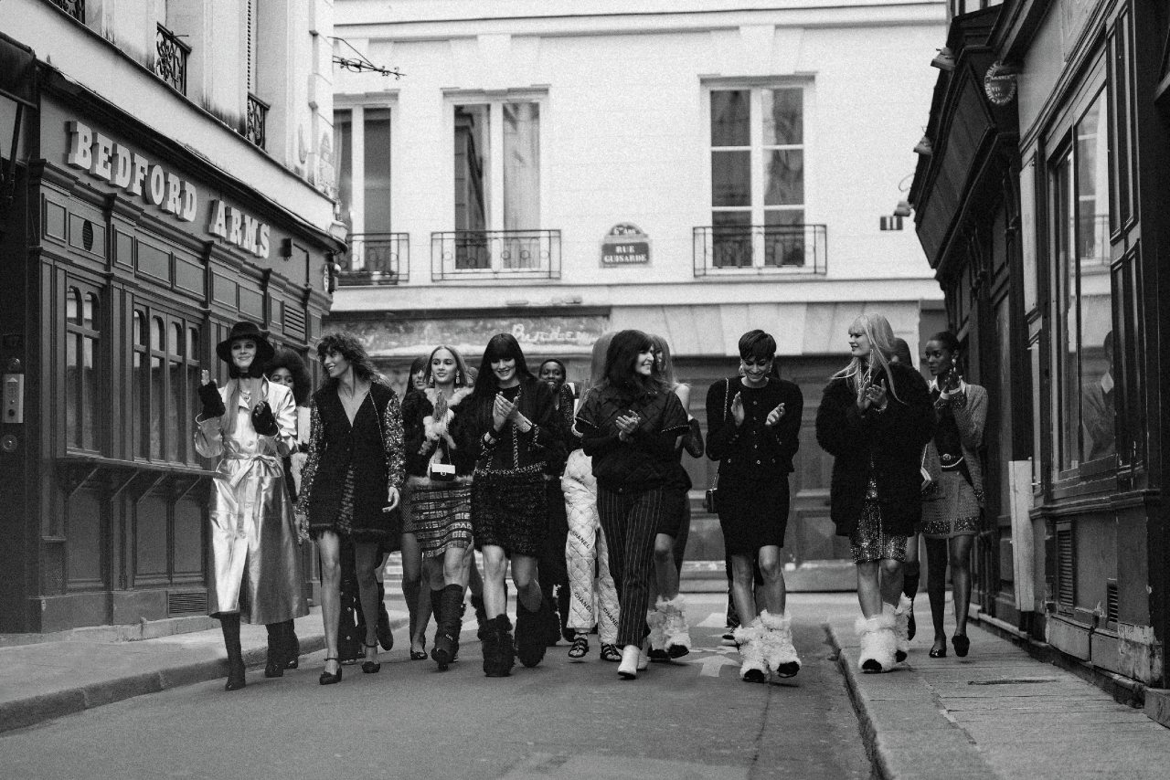 chanel - Viaggio nella Parigi Fashion Week A/I 21-22