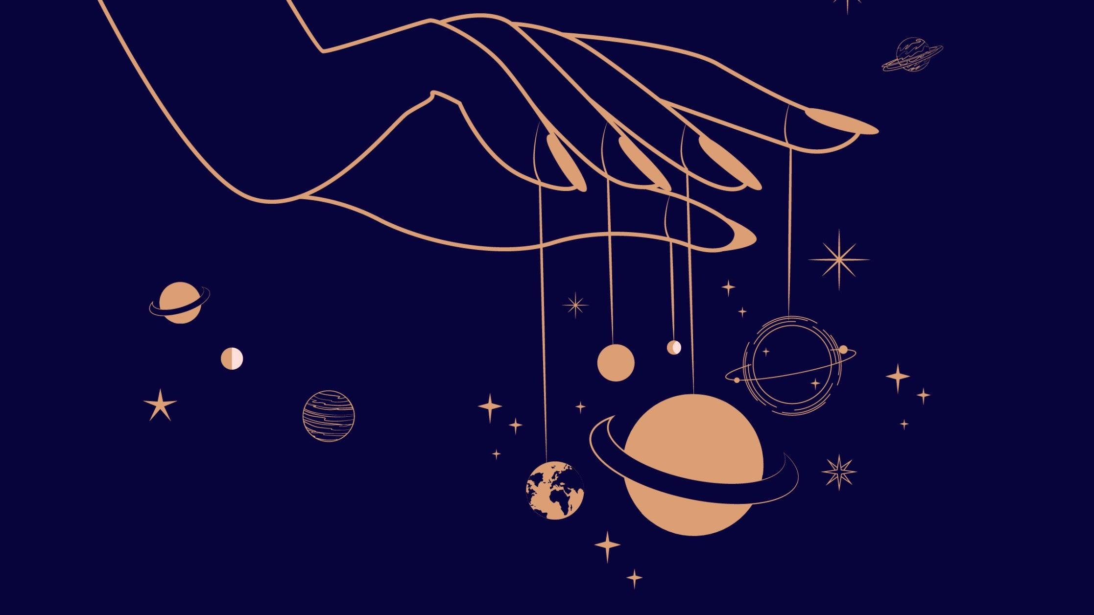 mano astrologica - Voglia di uscire a riveder le stelle: l'astrologia è di moda