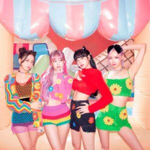 韩国流行音乐封面