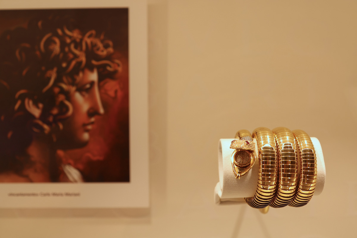 bulgari serpent - Un'estate di cultura e moda
