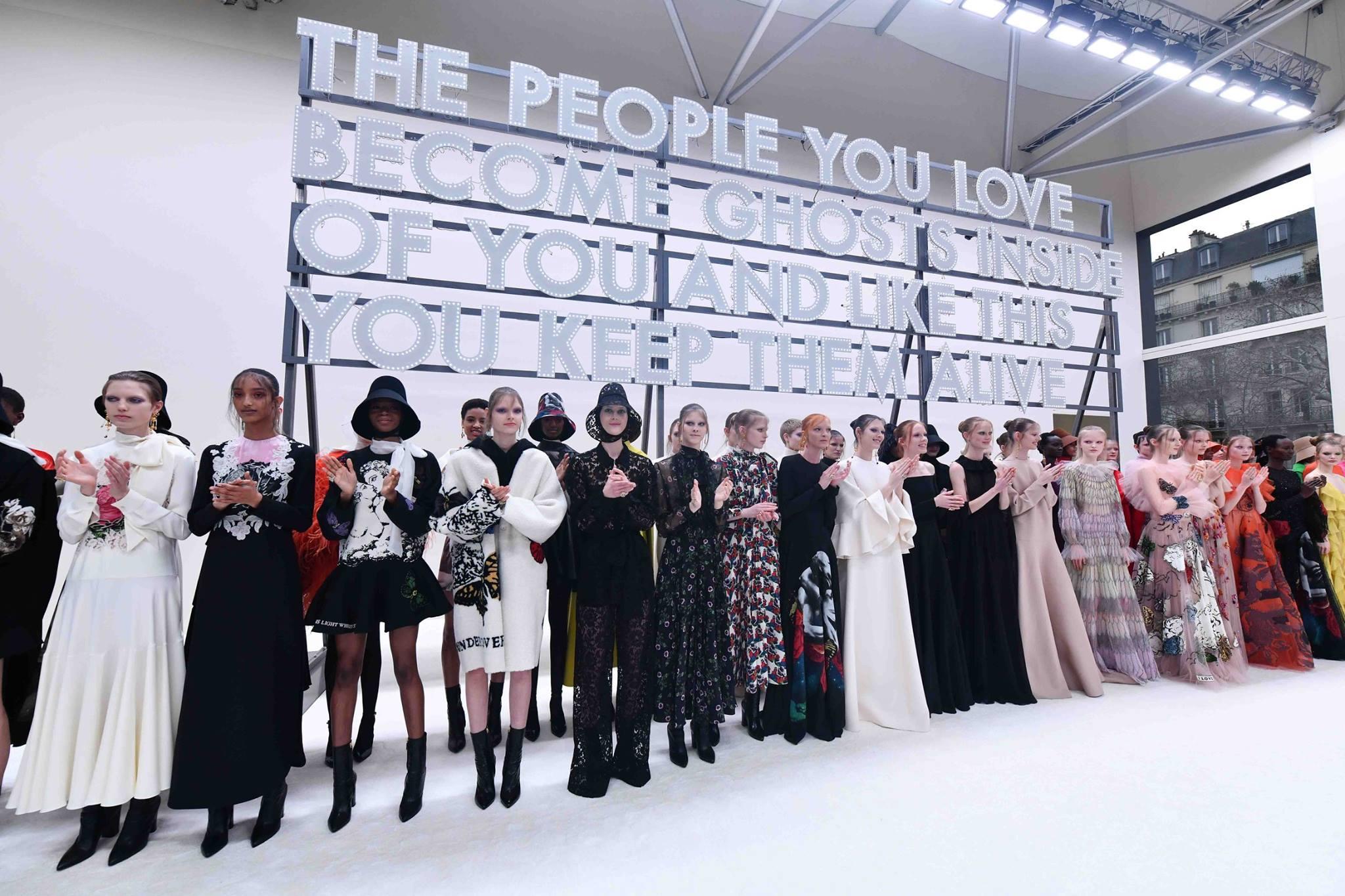 valen - Paris Fashion Week A/I 19-20: le sfilate che ricorderemo