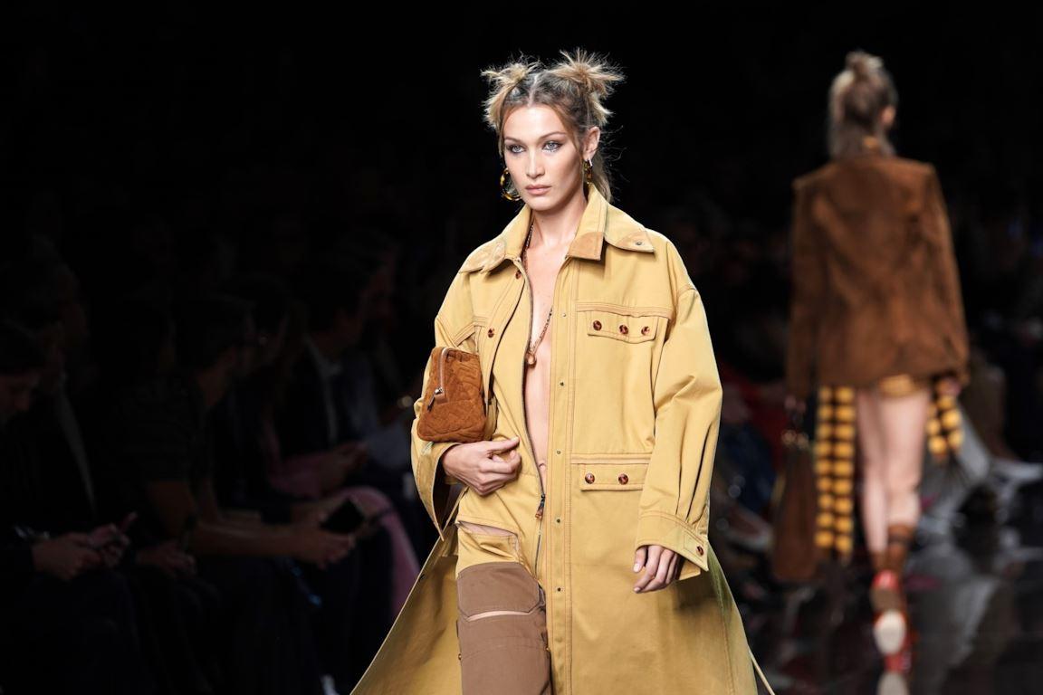 fendi - Le sfilate della Milano Fashion Week - 2^ parte