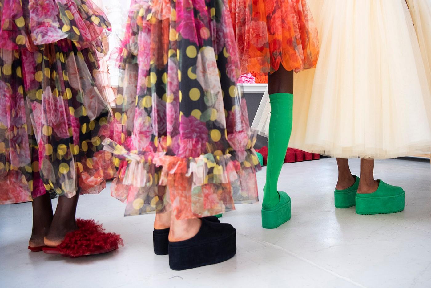 molly goddard ugg - Com'è andata la London Fashion Week?