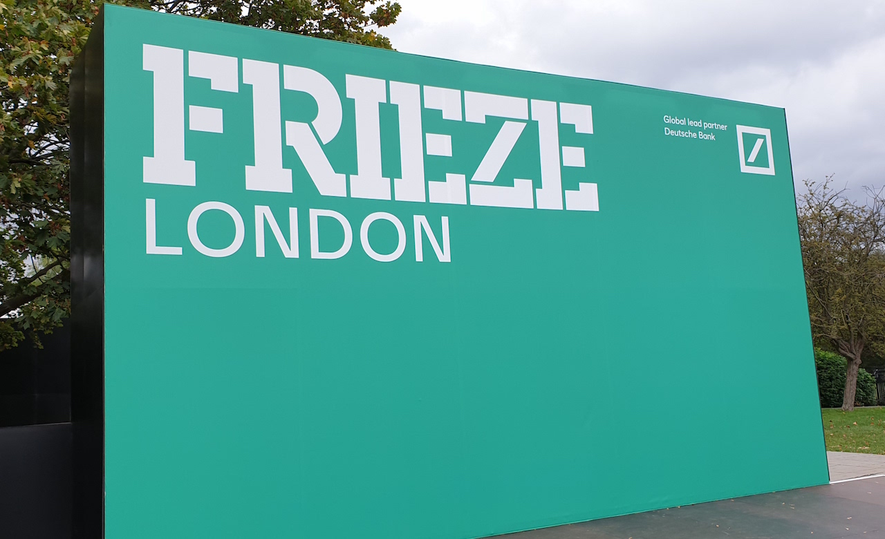 fri0 - Frieze London 2019