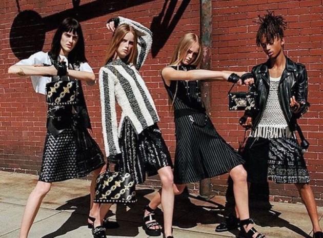 jaden - La moda del futuro è gender-fluid