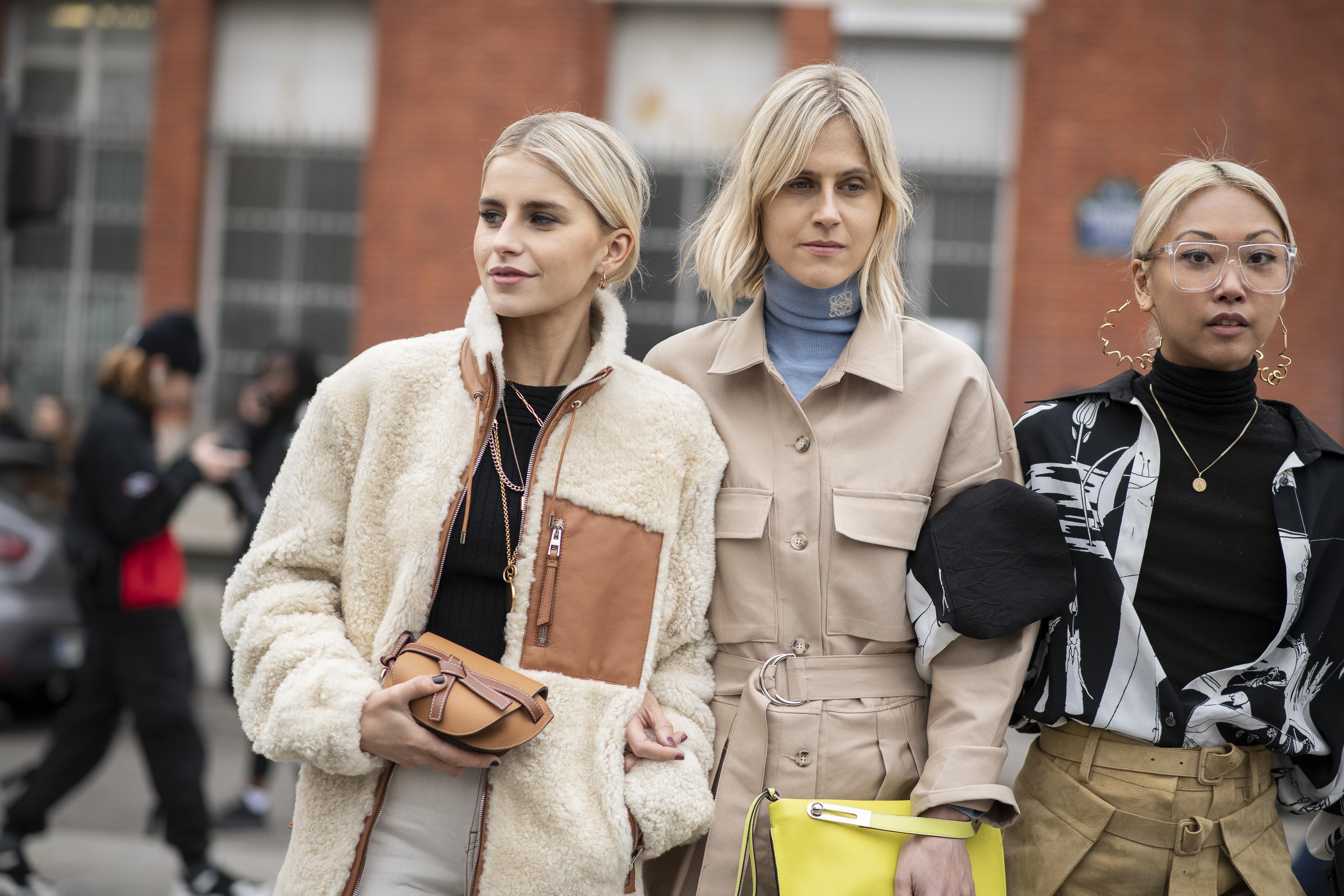 COLORI NEUTRI - Street style e fashion week: un binomio perfetto