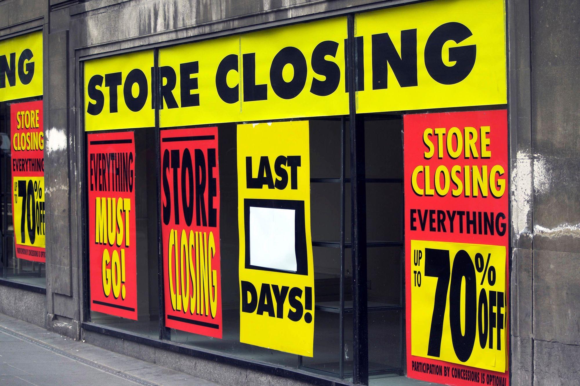 closing - Uno sguardo ai negozi del futuro