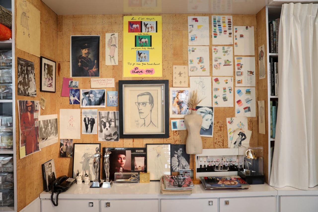 ysl2 - Yves Saint Laurent: genio rivoluzionario