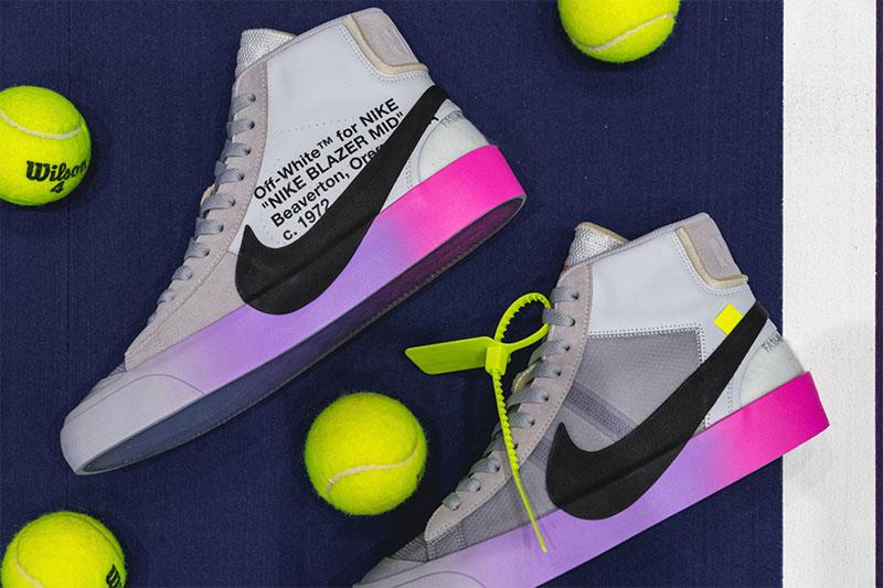 Nike Blazer4 serena williams off white - La forza delle collaborazioni