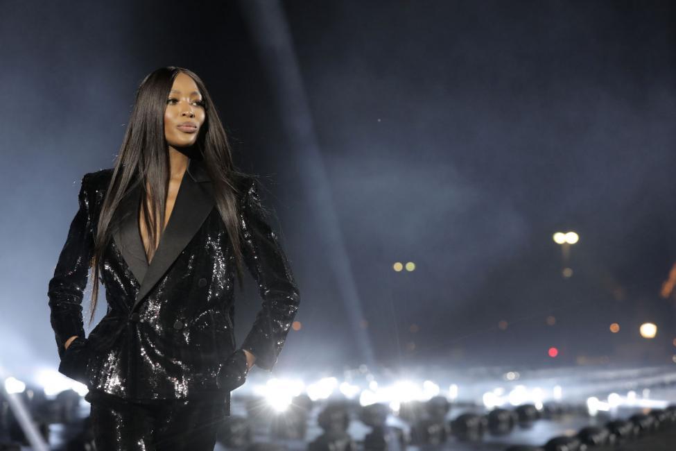 naomi2 - La magia della Paris Fashion Week - prima parte