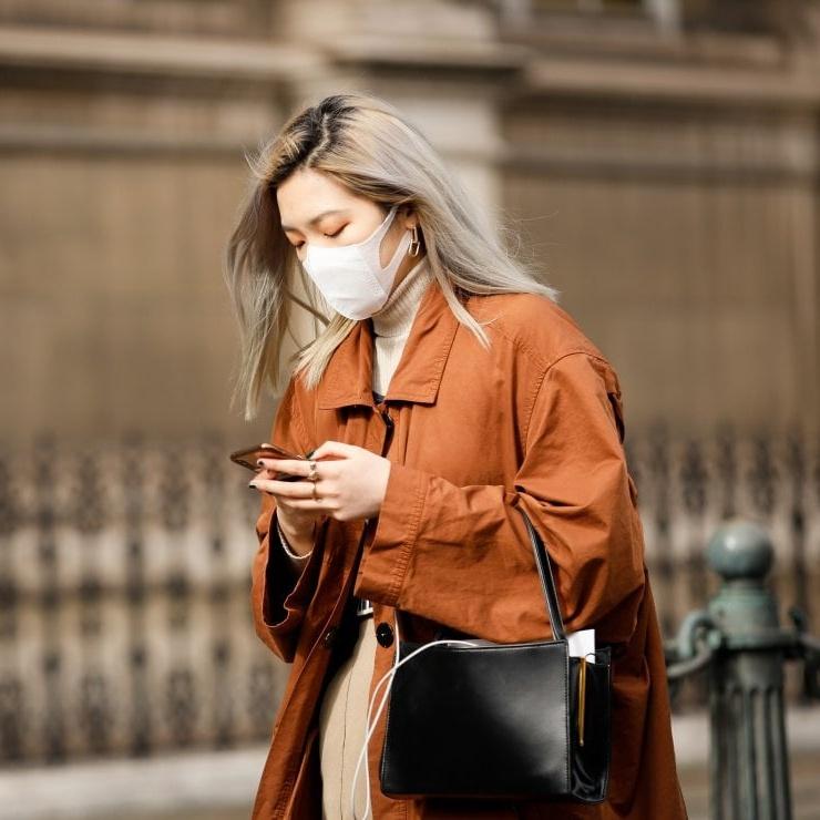 copertina coronavirus moda
