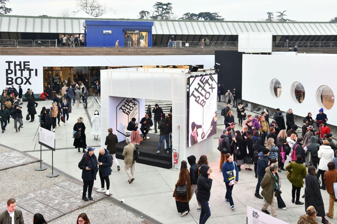 pitti box - Palazzo Pitti e i social media: una coppia vincente