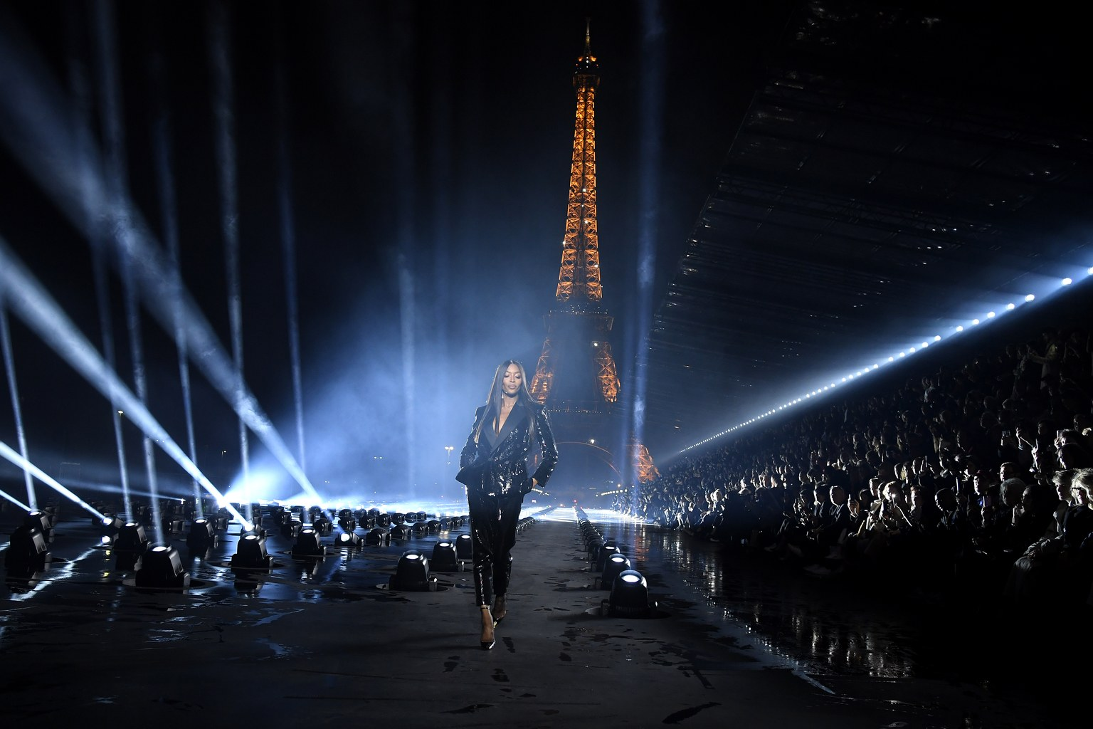 naomi - La magia della Paris Fashion Week - prima parte