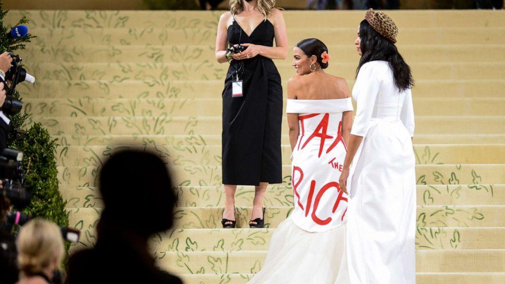 tax the rich - La rinascita della moda americana
