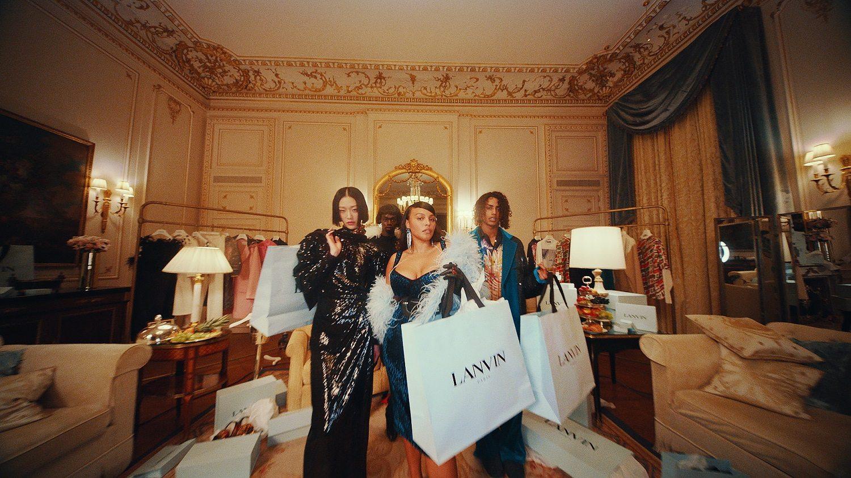 lanvin - Viaggio nella Parigi Fashion Week A/I 21-22