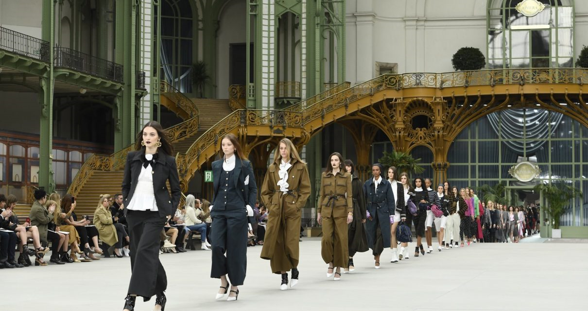 chanel 2 - Chanel Cruise Collection 2020