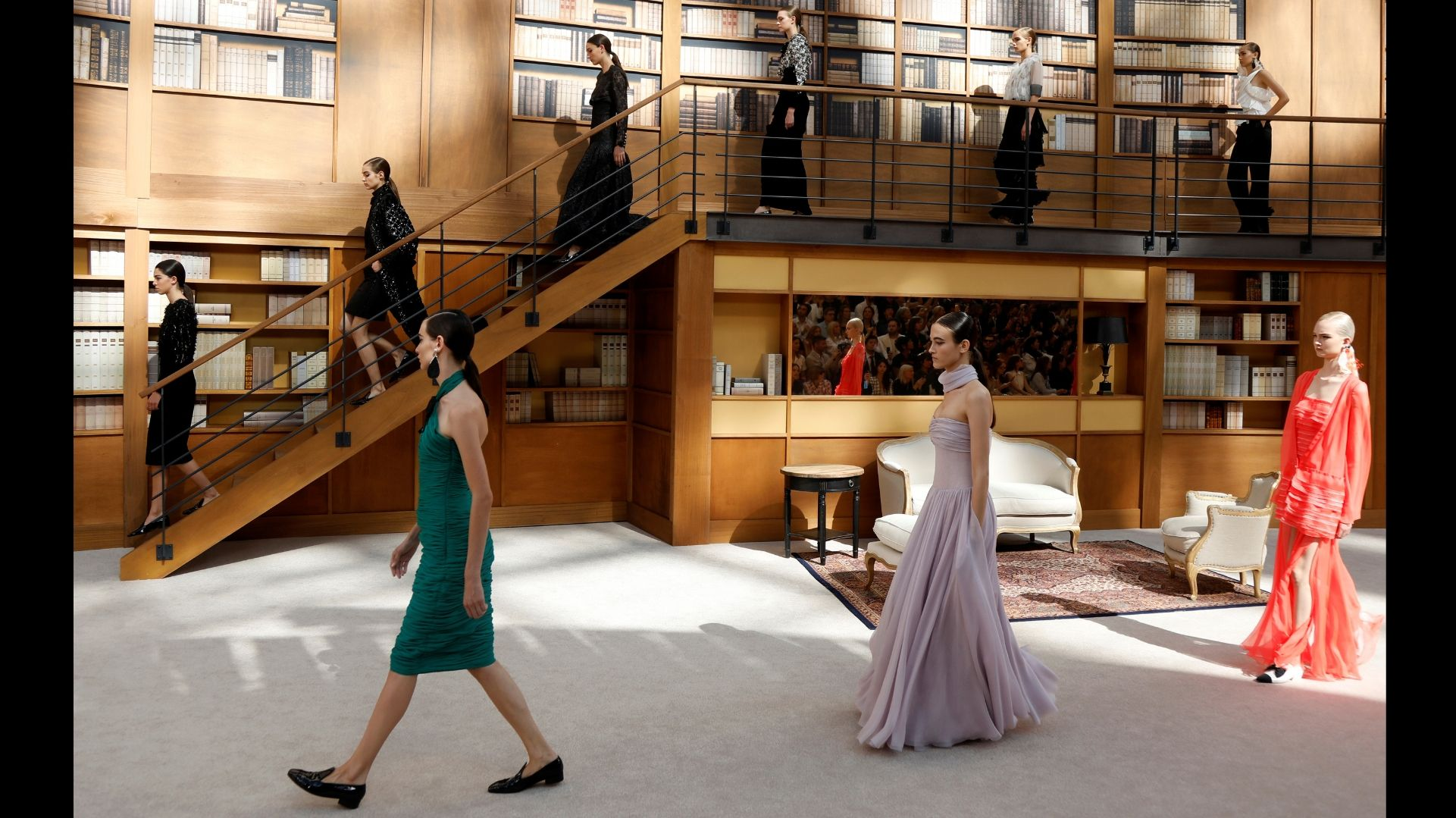chanel - Le sfilate della Paris Haute Couture F/W 2019