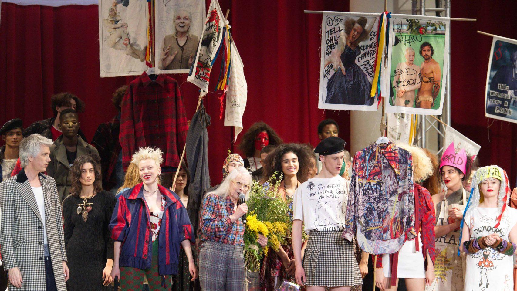 brex - Una London Fashion Week sull'orlo della Brexit