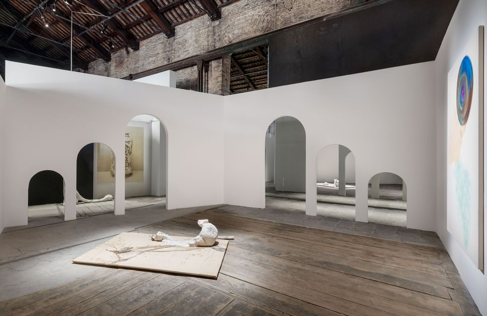 """ita2 - I """"tempi interessanti"""" della Biennale 2019"""