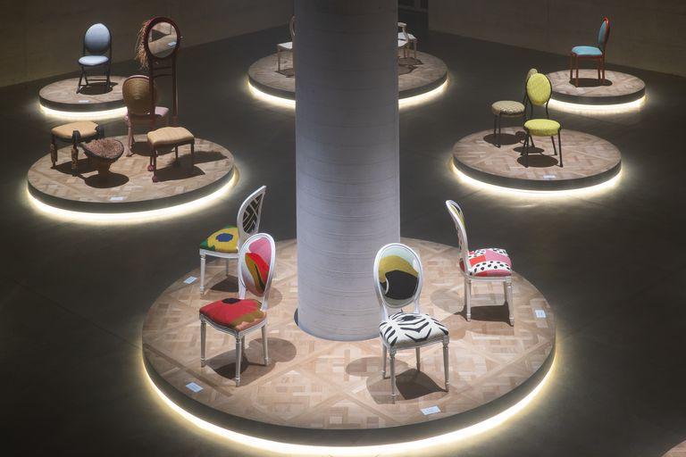"""dior chair - Il Salone del Mobile 2021 diventa """"super"""""""