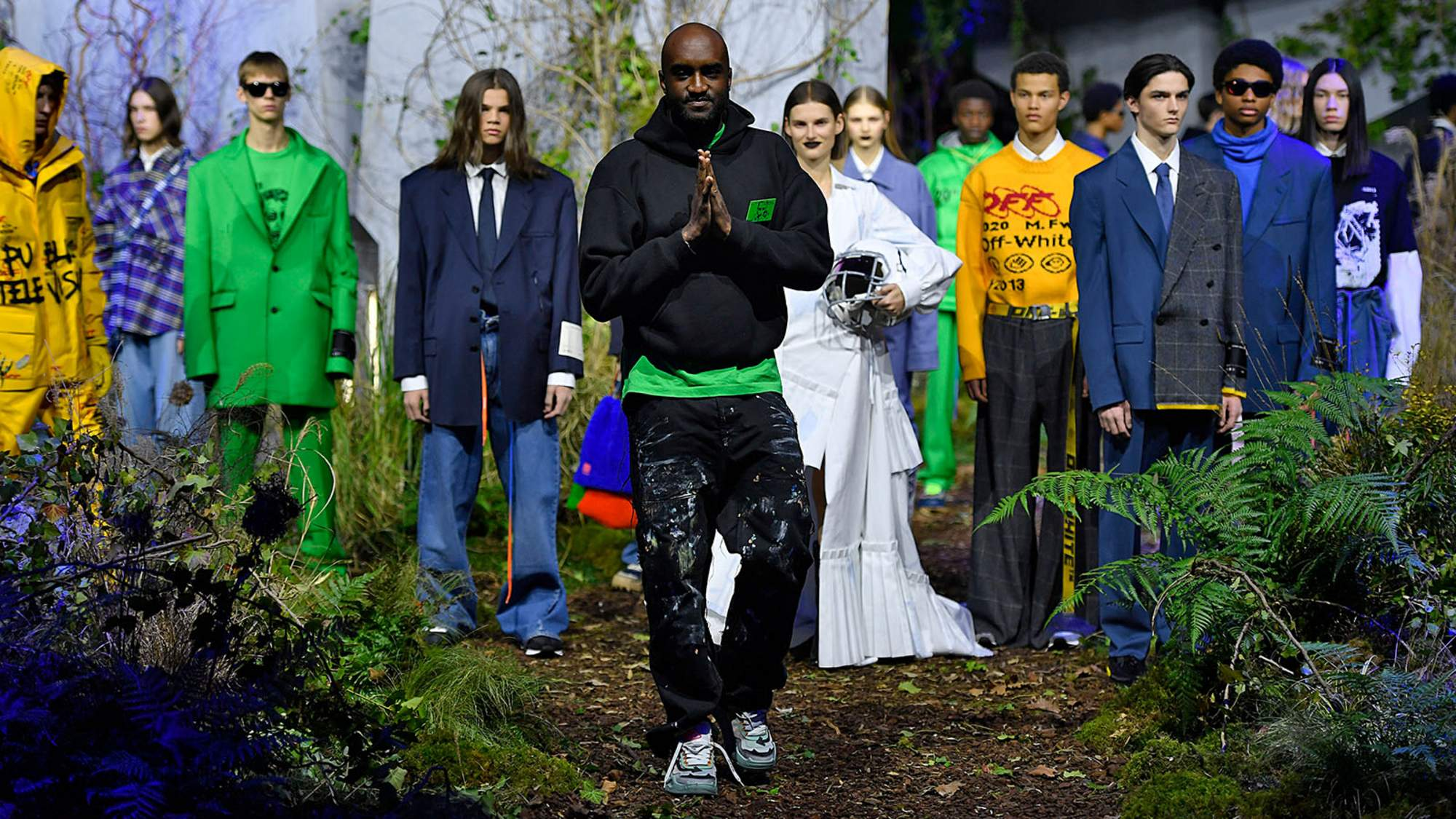 virgil abloh 2019 - Fashion Agenda 2020