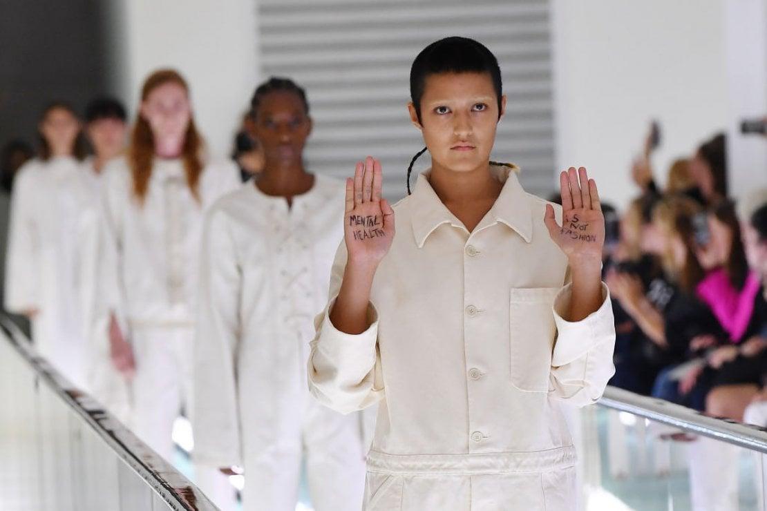mental - Le sfilate della Milano Fashion Week - 1^ parte