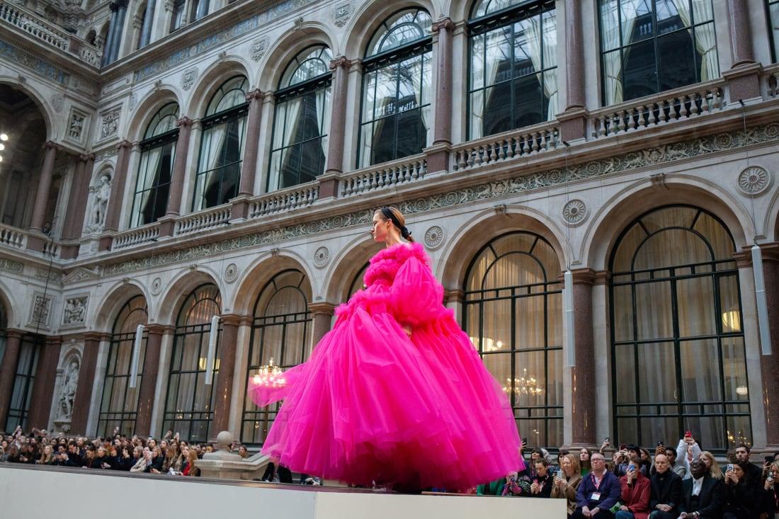 pink - Una London Fashion Week sull'orlo della Brexit