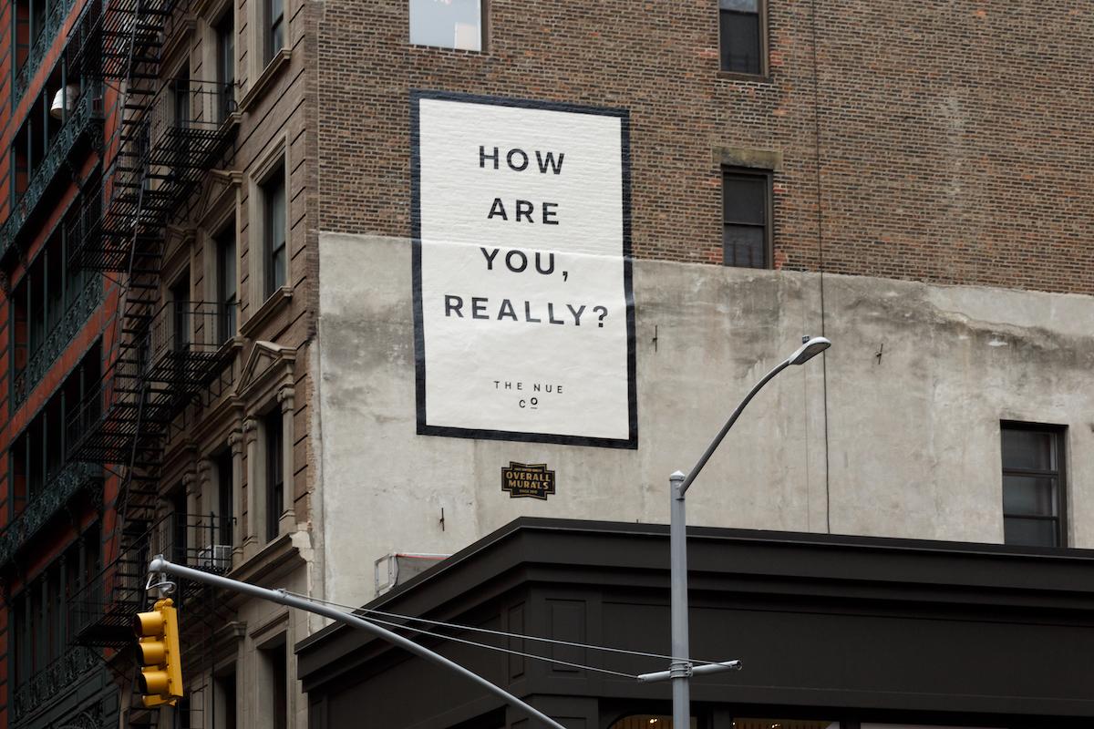 how are you - Il risveglio di una moda self-conscious