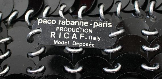 rabanne 3 - Paco Rabanne: il metallurgico della moda