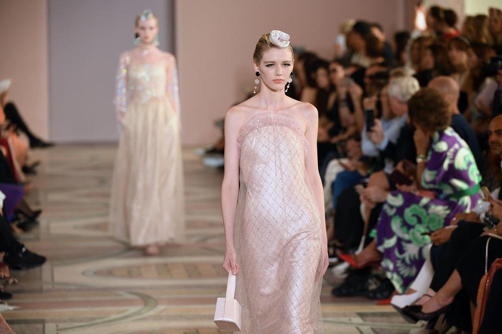 FASHION FRANCE GIORGIO ARMANI 030719 3 - Le sfilate della Paris Haute Couture F/W 2019